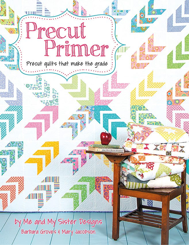 Precut Primer Book By Barbara Groves And Mary Jacobson