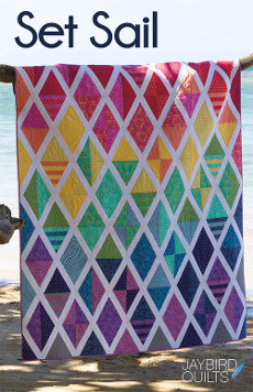 Set Sail - Jaybird Quilts Patterns