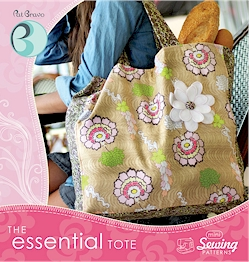Essential Tote Bag Pattern - Art Gallery Fabrics