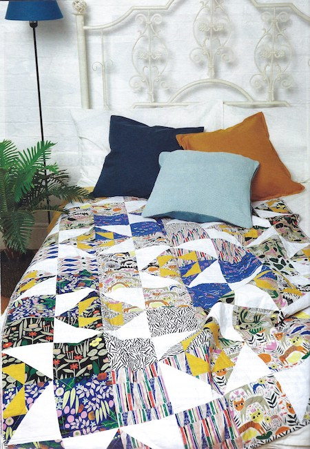 Quilt Now Issue 66 - Wild Quilt