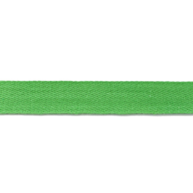 Lime Washed Cotton Twill Tape - 25mm X 50m