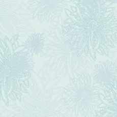 Icy Blue From Floral Elements By AGF Studio