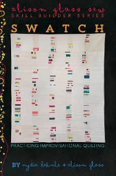 Swatch Quilt Pattern By Alison Glass