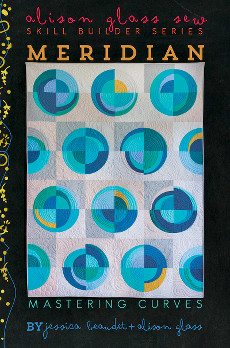 Meridian Quilt Pattern By Alison Glass