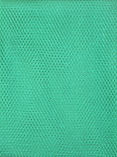 Mesh Fabric Turquoise 54in X 15yd (137cm x 13.7 Mtrs) Roll