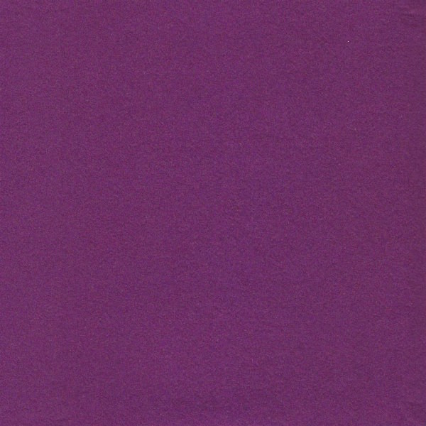 Woolfelt 35% Wool / 65% Rayon 36in Wide / Metre - Purple Rain