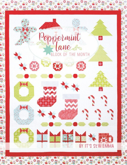 Peppermint Lane Book By Its Sew Emma