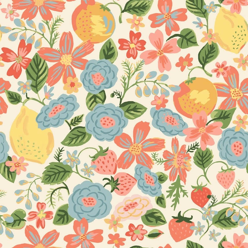 Orchard From Vintage 74 By Monaluna Fabrics