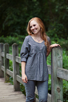 Esme Top Pattern - Sew Liberated