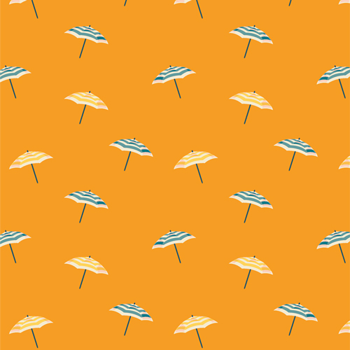 Seas the Day Citrus in Cotton from Sunburst by AGF Studio
