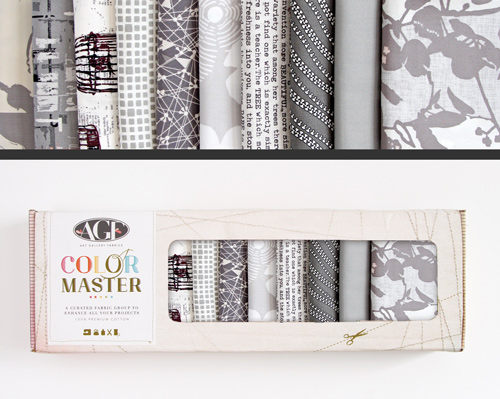 AGF Colormaster Half Yard Collectors Set - Clean Slate Edition