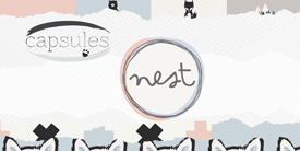 Art Gallery Fabrics - Nest