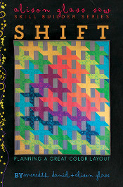 Shift Quilt - Alison Glass Patterns
