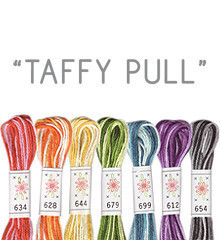 Taffy Pull - Sublime Floss Selection Pack - 7pcs