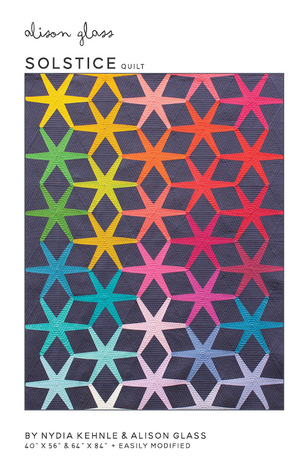 Solstice Quilt Pattern By Alison Glass