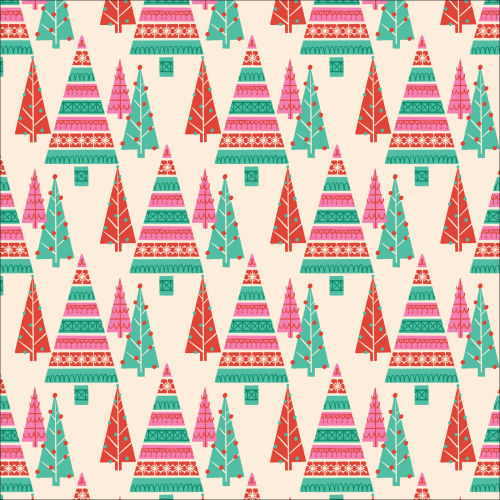 Pretty Pines Multi from Christmas Past by Lori Rudolph