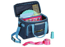 Prym Sewing Machine Bag Denim 44cm x 20cm x 35cm