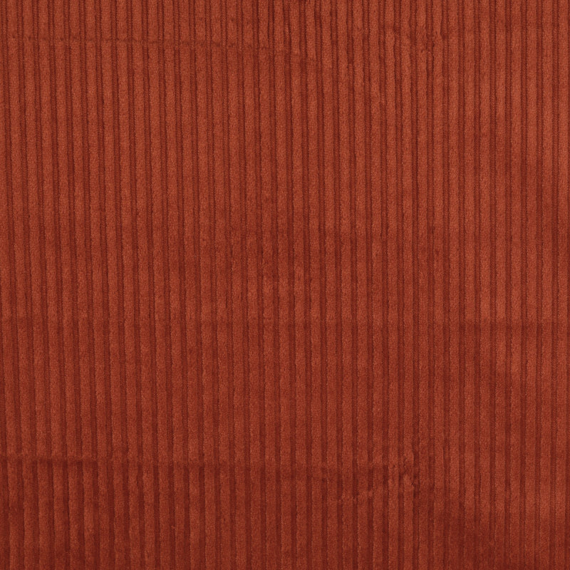 Danbury Russet Chunky Needlecord Fabric