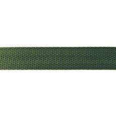 Forest Green Webbing - 25mm X 100m