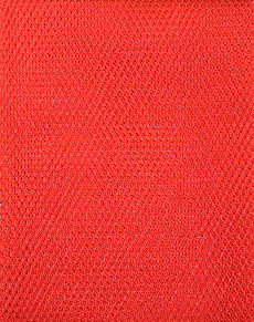 Mesh Fabric Atom Red 18in x 54in (45cm x 137cm) Pack