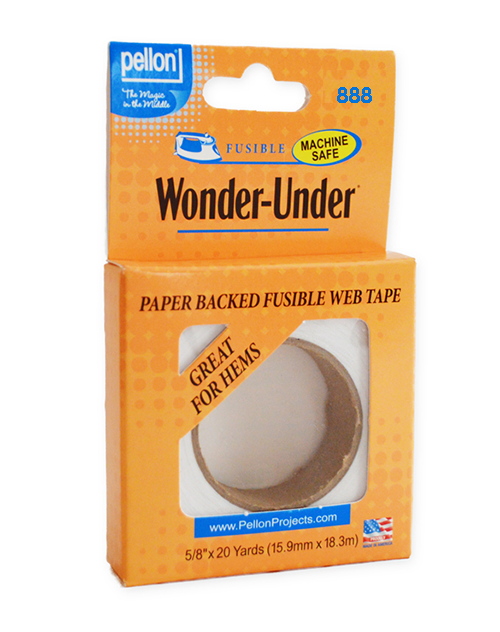 Legacy Wonder-Under Stretch Tape - 1.5cm (5/8in) X 18.4m (20yds)