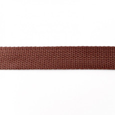 Chocolate Webbing - 25mm X 100m