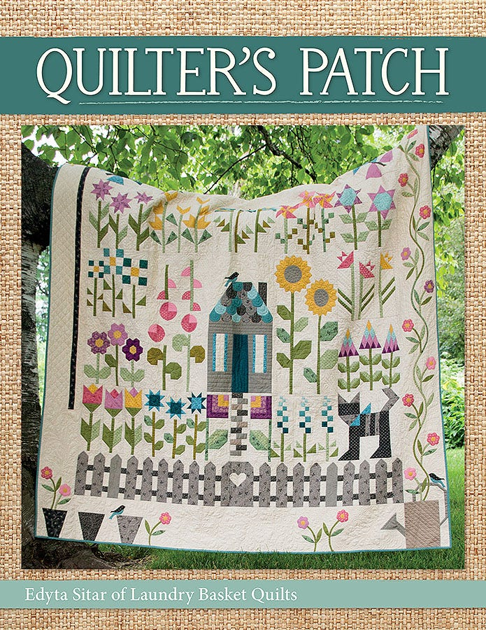 Quilters Patch Book By Edyta Sitar