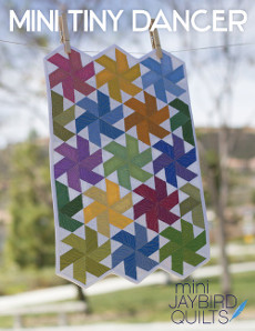 Mini Tiny Dancer - Jaybird Quilts Patterns