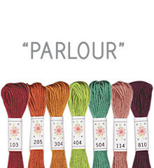 Parlour - Sublime Floss Selection Pack - 7pcs