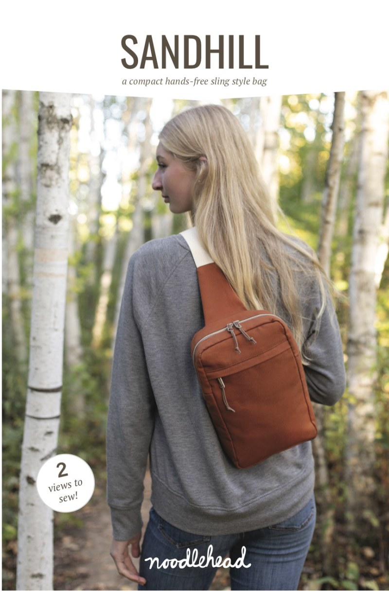 Sandhill Sling Bag by Noodlehead