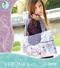 Verona Bag Pattern - Art Gallery Fabrics