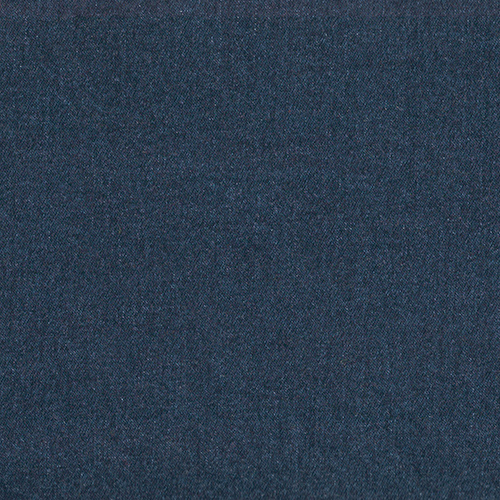 Indigo Stretch Denim Fabric
