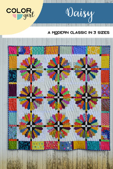 Daisy Quilt Pattern - Color Girl