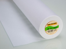 Vilene Interfacing Medium Weight Sew In White 90cm X 25 Metre