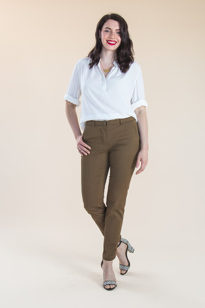 Sasha Trousers Pattern By Closet Case Files