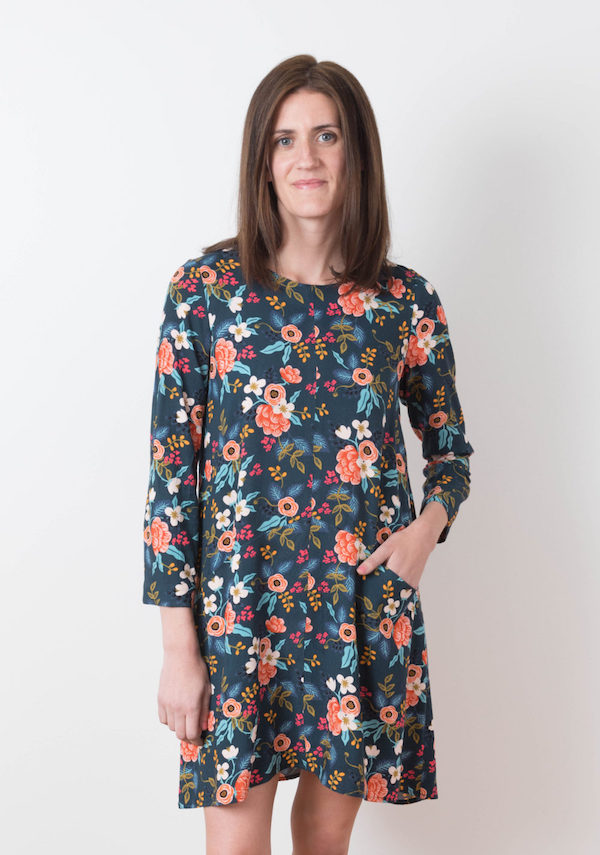 Farrow Dress Pattern By Grainline Studio