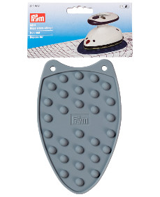 Prym Mini Iron Rest Silicone Grey 10cm x 15cm