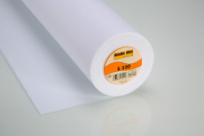 Vilene Flexible Fusible Interfacing White 90cm X 25m