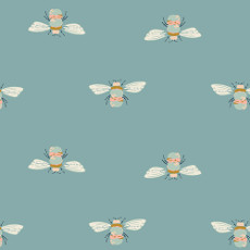 Bumble Buzz from Garden Dreamer Designed by Maureen Cracknell