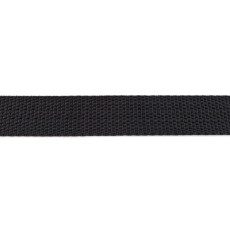 Black Webbing - 25mm X 100m