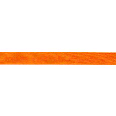 Orange Foldover Elastic - 16mm X 25m