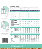 Lenox Shirtdress Pattern - Cashmerette Patterns