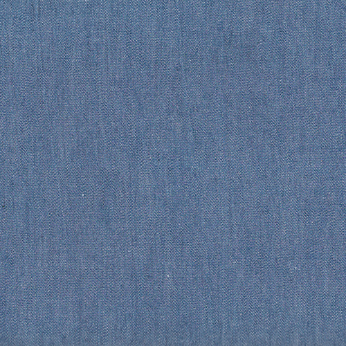 Springfield Mid Blue Chambray Fabric