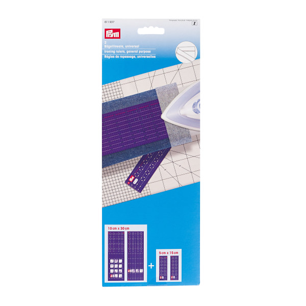 Prym Ironing Rulers General Purpose
