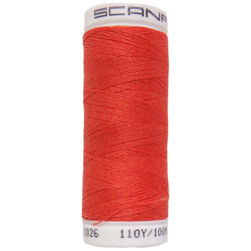 Scanfil Universal Sewing Thread 100 Metre Spool - 1026