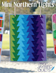 Mini Northern Lights - Jaybird Quilts Patterns