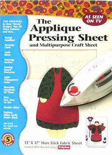 Applique Pressing Sheet 13in X 17in Flat