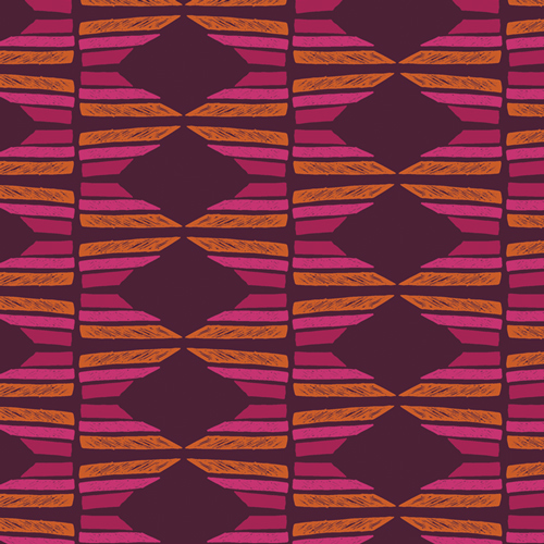 Kente Journey In Rayon From Maara Designed By Alexandra Bordallo
