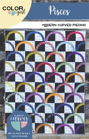 Pisces Quilt Pattern - Color Girl
