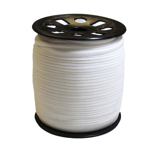 White Narrow Banded Elastic - 4mm x 92m